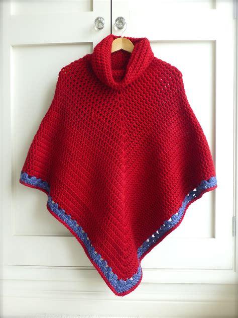 pattern crochet poncho tutorial crochet poncho sewchet