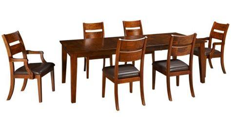 dining room sets jordans our kitchen table klaussner urban craftsman 7 piece