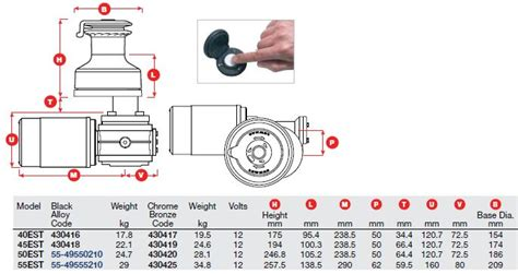lewmar electric winch wiring diagram 36 wiring diagram