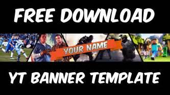 Gaming Banner Template by Gaming Banner Template Newhairstylesformen2014