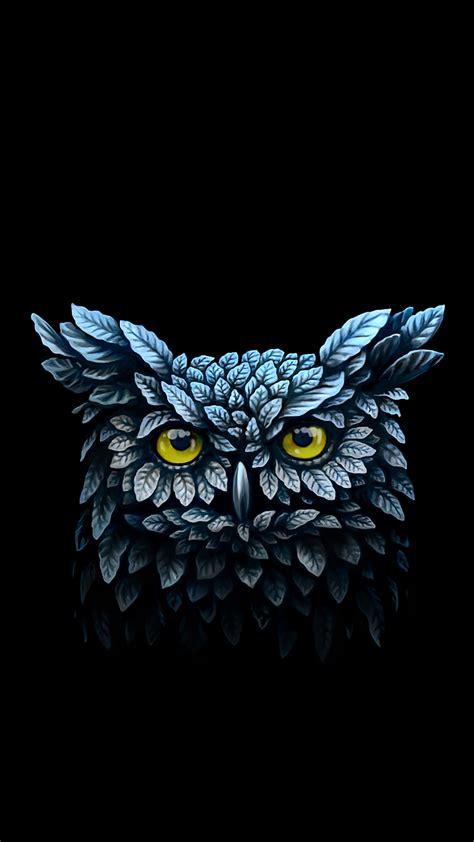 owl wallpaper  iphone  pro max