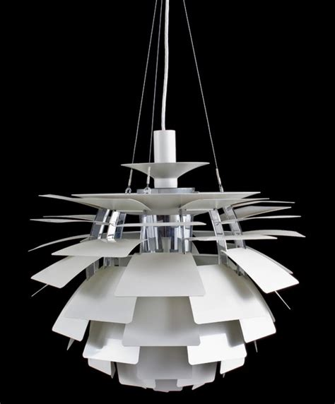 Artichoke Pendant Light Louis Poulsen Ph Artichoke L In White Modern Pendant Lighting San Francisco By