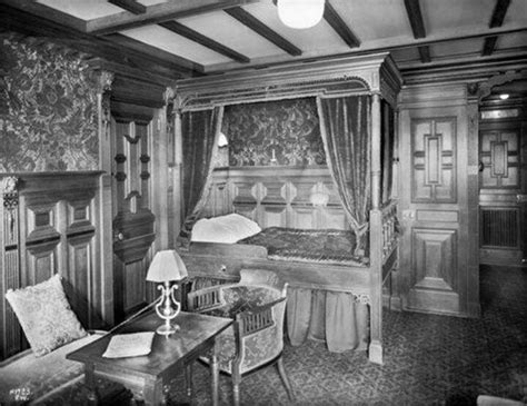 first class bedrooms on the titanic titanic bedroom titanic pinterest