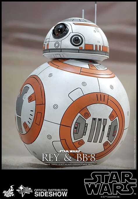 bb 8 figure wars and bb 8 sixth scale figure set by toys