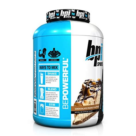 Bulk Protein bpi sports bulk protein powder chocolate peanut butter 5 8 pound home garden kitchen