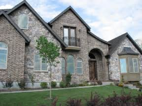 Home Exterior Design Brick And Stone by Business Amp Life Stone Amp Brick Combinations