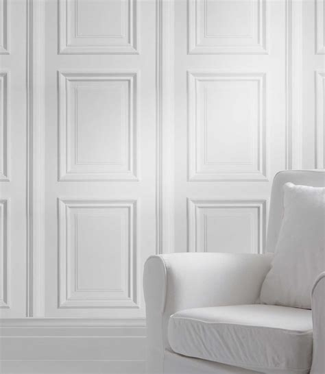 wallpaper that looks like wainscoting paneling wallpaper mineheart the couture rooms