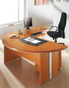 circle desk tryane semi circular wooden desk