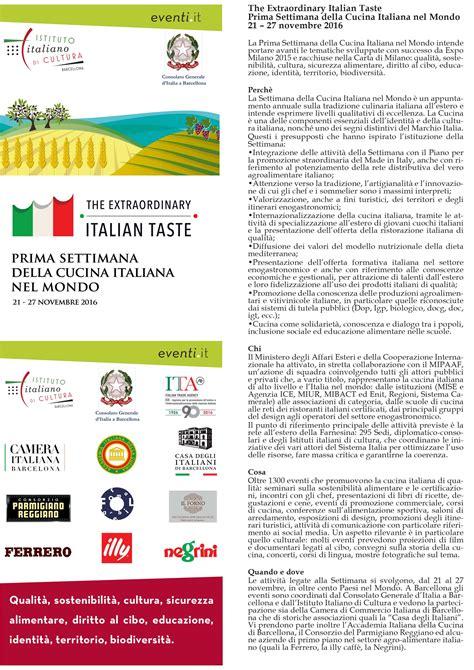 consolato italiano barcelona il consolato italiano di barcellona comunica il giornale