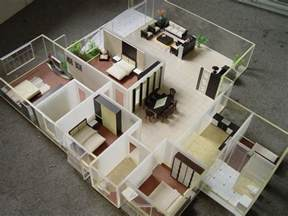 miniature homes models top quality layout model for house plan residential interior design model buy interior design