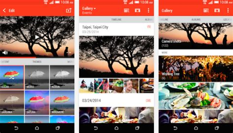 htc gallery apk htc adds new duo features into gallery app for one m8 and butterfly 2