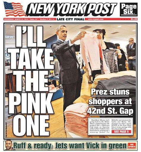 Buzzkill Meme - photo op date obama at the gap reading the pictures