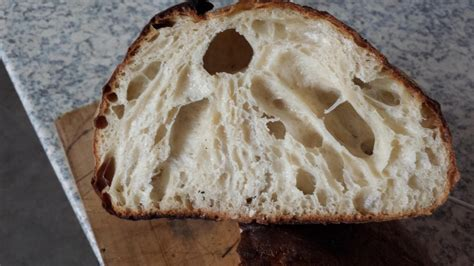 65 hydration sourdough dough hydration and crumb texture the fresh loaf