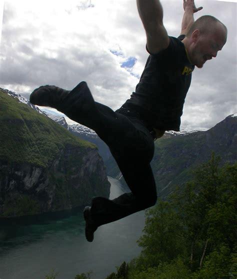 free falling my jumping world