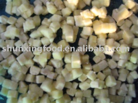 S X Supply Co Brand frozen potato diced products china frozen potato diced