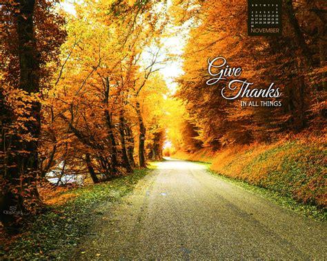 november images november 2014 give thanks desktop calendar free