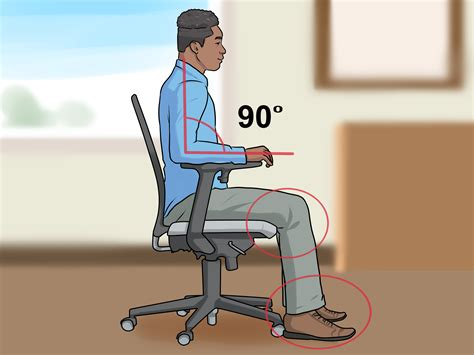 desk chair height adjustment how to adjust office chair height 8 steps with pictures