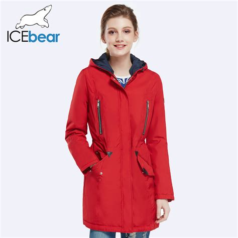 icebear 2016 new brand clothing autumn parka