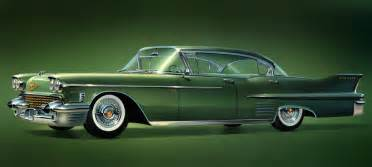 Cadillac Vintage Cars Plan59 Classic Car Vintage Ads 1958 Cadillac