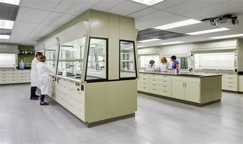 design a laboratory experiment to determine the resistivity of glass hughes hall laboratory renovation bhdp architecture