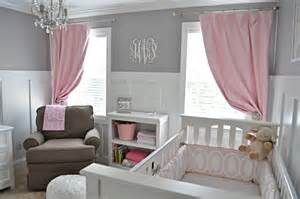 s sweet gray and pink nursery project nursery