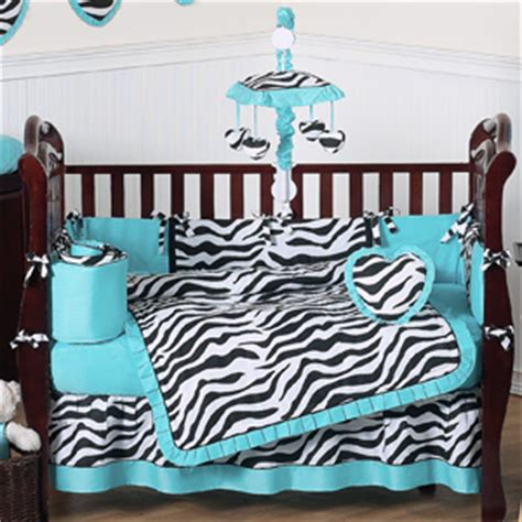 Animal Print Crib Bedding by Purple Funky Zebra Baby Bedding 9 Pc Crib Set Only 189 99