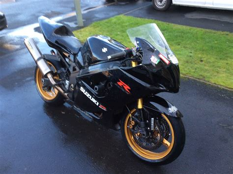 Suzuki Gsxr 1000 K4 For Sale Suzuki Gsxr 1000 K4 Limited Edition 2004 Track Bike No V5