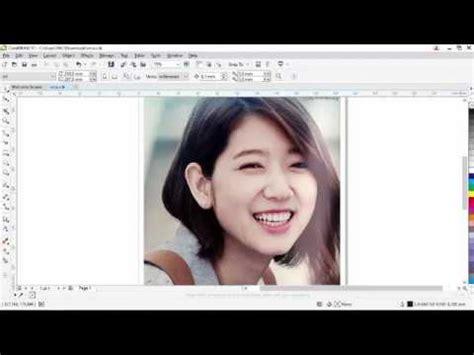 tutorial vektor menggunakan corel draw tutorial vektor mata menggunakan corel draw youtube