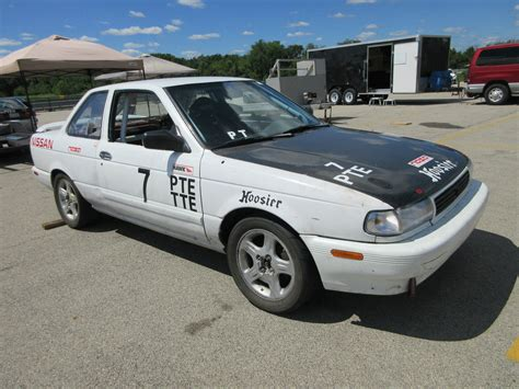 nissan sentra race car 1994 nissan sentra se r nasa pte tte for sale