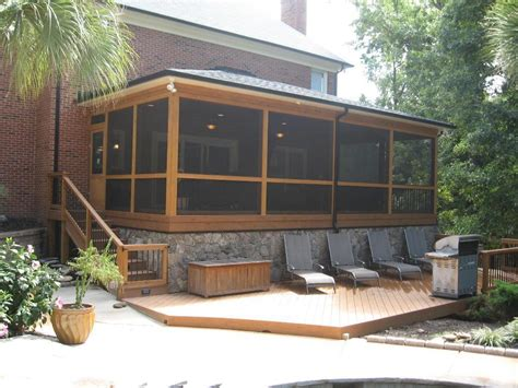 backyard porch ideas diy screen patio screened patio screens and patios
