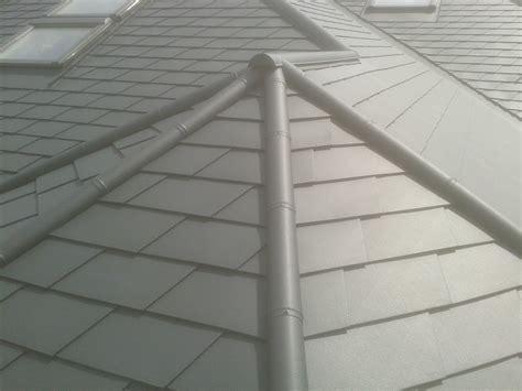 überdachung aus alu dachsanierung einer villa mit prefa dachschindeln aus alu