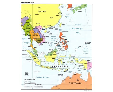 asia map with cities maps of southeast asia southeast asia maps collection