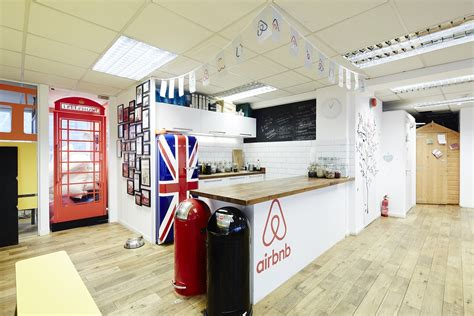 airbnb office locations a look inside airbnb s new offices in london officelovin