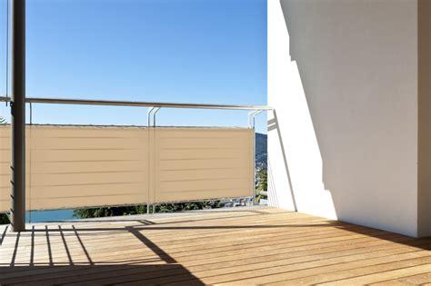 Brises Vues Pour Terrasse by Brise Vue Ou Toile De Balcon