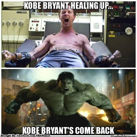 Kobe Bryant Injury Meme - 25 best ideas about kobe memes on pinterest lakers