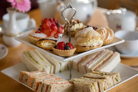treasure houses of england enjoy an easter afternoon tea