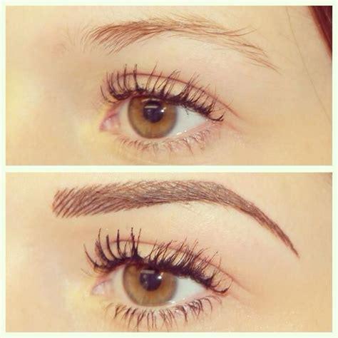 tattoo eyebrows tutorial 25 beautiful thin eyebrows ideas on pinterest eyebrow