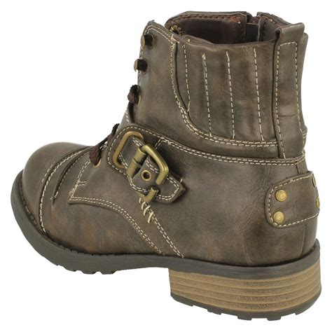 casual combat boots for boys cutie casual combat boots n2016 ebay