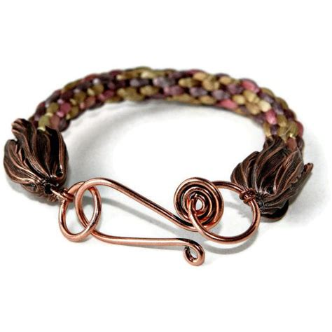 mixed copper white beaded kumihimo bracelet with gold 65 best kumihimo images on pinterest bead crochet bead