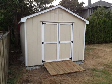 How To Build A 10 X 12 Shed by 12 X 10 Garden Shed