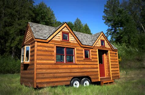 Small Homes Seattle Ballard Tiny House By Seattle Tiny Homes