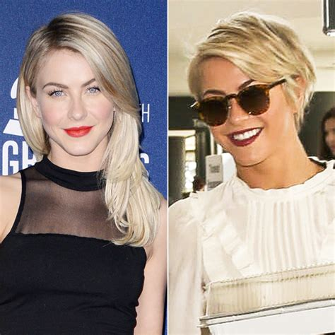 pictures of julianne hough new haircut 18 latest celebrity hairstyles for 2014 pretty designs