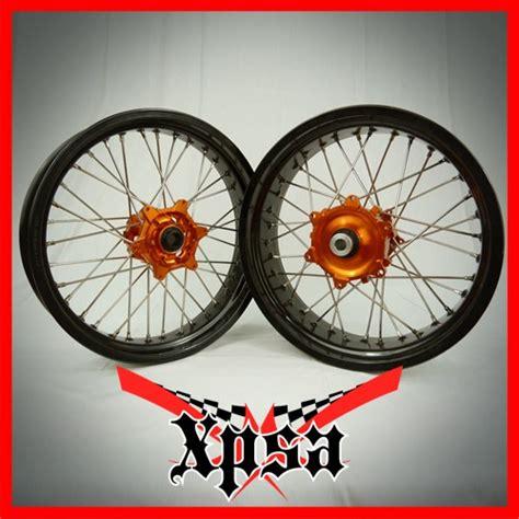 Ktm Exc Wheels Ktm Exc Sx Sxf Wheel Motard Supermoto Cush Hub 125 250