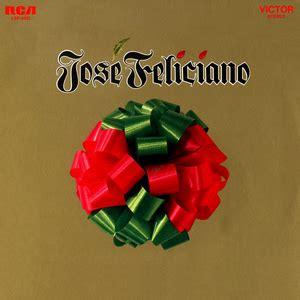 feliz navidad testo jose feliciano discografia completa testi e musica