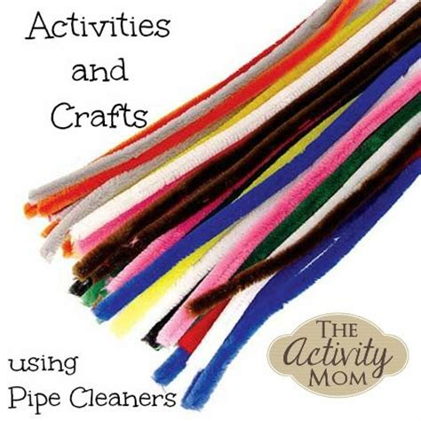 Sensory Toys Pipe Cleaner Isi 10 17 best pipe cleaners images on activities for