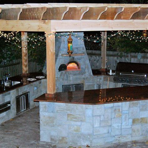 backyard brick oven kit 1000 ideas about outdoor pizza ovens on pinterest pizza