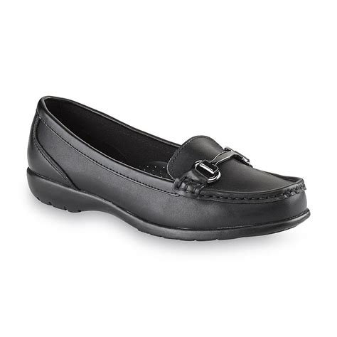 thom mcan s gavyn black casual loafer wide width