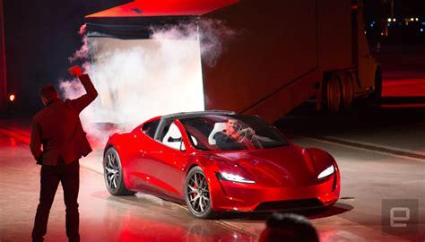tesla battery 2020 tesla reveals a new roadster due in 2020