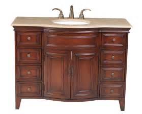 bathroom vanities 48 inches wide 48 inch hamilton vanity