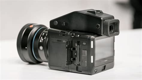 phase one is medium format coming external footage from